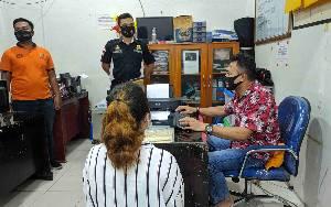 Gelapkan Uang Perusahaan Angkutan Pupuk Rp 498 Juta, Perempuan Ini Diringkus Satreskrim Polres Kotim