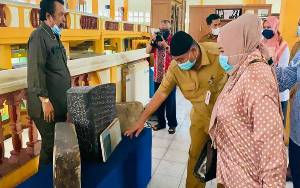 Anggota DPRD Kalteng Berkunjung ke Museum Milik Pemprov Riau