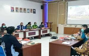 Anggota Komisi III DPRD Tabalong Sharing ke DPRD Barito Utara
