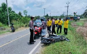Kecelakaan Maut Tewaskan Pengendara Sepeda Motor di Buntok