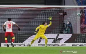 Leipzig Bangkit dari Ketertinggalan 2 Gol Tundukkan Gladbach