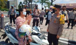 Kapolda Kalteng: 3M Jadi Kunci Utama Cegah Virus Corona