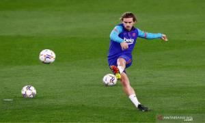 Ronald Koeman Ungkapkan Alasan Tidak Mainkan Griezmann Lawan Sevilla