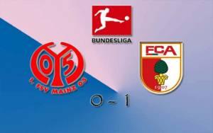 Gol Semata Wayang Hahn Kunci Kemenangan Augsburg di Markas Mainz