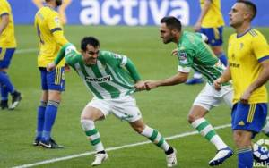 Kalahkan Cadiz 1-0, Real Betis Naik ke Posisi 6 La Liga