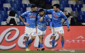 Napoli Kembali ke Jalur Kemenangan Usai Menang 2-0 atas Benevento