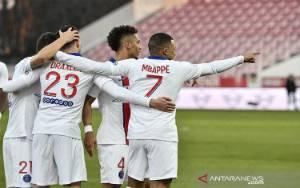 Klasemen Liga Prancis: PSG Tempel Ketat Lille dengan Jarak 2 Poin