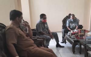 Ketua DPRD Gunung Mas Ingatkan Warga Pentingnya Menghindari Kontak Fisik