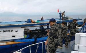 KKP Amankan 3 Kapal Tangkap Ikan