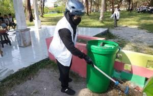 Wakil Bupati Seruyan Ajak Masyarakat Jaga Kebersihan Pantai Sungai Bakau