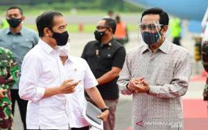 Jokowi Berharap Vaksinasi Segera Selesai, Ekonomi Bangkit Kembali