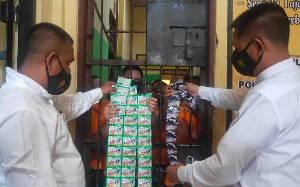 Polres Seruyan Rutin Suplai Kebutuhan Tahanan
