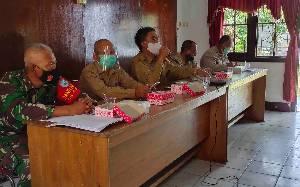 Desa Siap Lakukan Refocusing Anggaran Untuk Pelaksanaan Posko PPKM Skala Mikro
