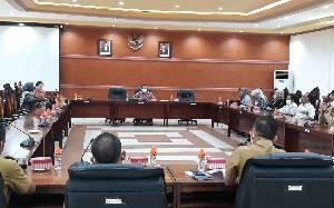 Banggar DPRD Kapuas Rapat Bersama TAPD Pemkab, Bahas Ini