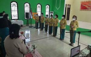 Apristini Arton S Dohong Kembali Nahkodai WHDI Kabupaten Gunung Mas