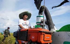 Pemkab Sukamara Siap Sewakan Alat Berat untuk Buka Lahan Pertanian