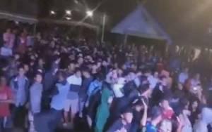 Pasca Viralnya Video Pesta Pernikahan Yang Diisi Hiburan Dangdut dan Timbulkan Kerumunan, Aparat Kepolisian Periksa Panitia Pesta
