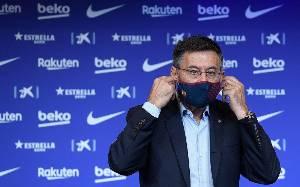 Kantor Manajemen FC Barcelona Digeledah Polisi, Mantan Presiden Ditangkap