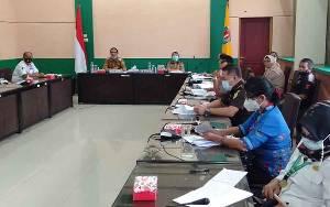 Wakil Bupati Katingan Pimpin Satgas Pencegahan Kasus Kekerasan terhadap Perempuan dan Anak