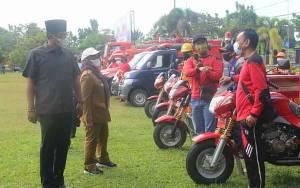 Ketua DPRD Palangka Raya Dukung Upaya Pencegahan Dini Karhutla