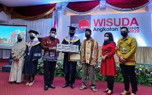 Wakil Bupati Kobar Harapkan LPP Bantu Pemkab Ciptakan SDM Berkualitas