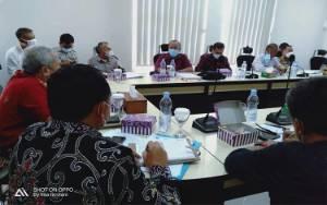 Pembuatan Saluran Pembuangan Air Hujan Dukung Food Estate Perikanan dan Atasi Banjir
