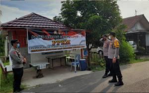 8 Desa/Kelurahan di Katingan Hilir Berlakukan PPKM