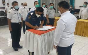 Bupati Kotim Lakukan Serah Terima Jabatan 4 Kepala Dinas dan 1 Camat, Ada Kejutan-kejutan