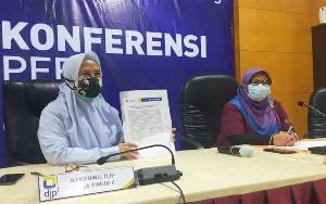 Kanwil DJP Jatim II Serahkan 3 Pengemplang Pajak ke Kejaksaan