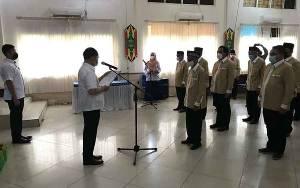 Pengurus FKUB Kabupaten Kapuas Periode 2021 - 2025 Dikukuhkan