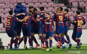 Barcelona Melaju ke Final Copa del Rey Usai Comeback 3-0 Lawan Sevilla