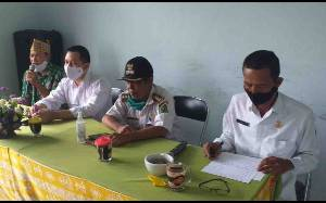Pemerintah Kecamatan Kapuas Timur Sharing Soal Ini ke Kecamatan Bataguh