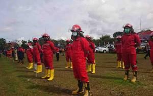 Pemprov Kalteng Siagakan 8.312 Personel Hadapi Potensi Karhutla