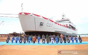 Pengadaan Kapal Angkut Tank Kontribusi Kemhan Dukung Industri Pertahanan