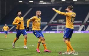Everton Sodok 4 Besar Klasemen Setelah Tundukkan West Brom