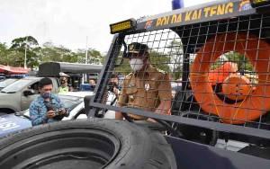 Gubernur Kalteng: Kebersamaan Dalam Pencegahan dan Penanganan Bencana Harus Terjalin Baik