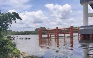 Suplai Aliran Listrik di Daerah Kota Besi Sudah Kembali 100%