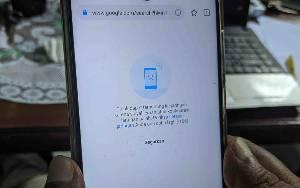 43 Desa di Kotawaringin Timur Tidak Terhubung Sinyal Internet