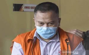 KPK Eksekusi Mantan Kalapas Sukamiskin Deddy Handoko ke Lapas