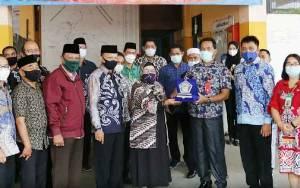 DPRD Hulu Sungai Utara Pelajari Penanggulangan Bencana di BPBD Barito Utara