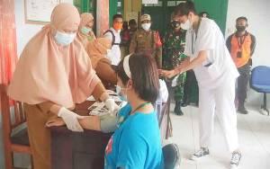 Ini Jumlah Sasaran Vaksinasi Tahap II di Kotawaringin Timur