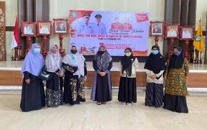 Ketua TP PKK Kotim Pererat Silaturahmi dengan Komunitas One Day One Juz