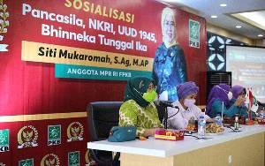 Anggota MPR: Keberadaan Perempuan Sangat Dipentingkan