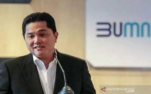 Erick: Upaya Bantu Startup Perlu Didukung Infrastruktur Digital