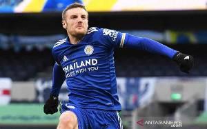 Bos Leicester City: Jamie Vardy Tak Tergantikan