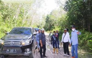Bupati Barito Utara: Saya Ingin Infrastruktur Jalan Terhubung Semua