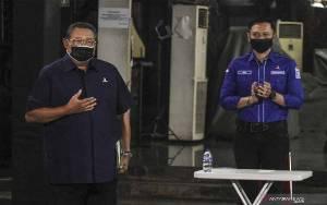 AHY Gelar Rangkaian Rapat Konsolidasi Respons KLB Deli Serdang