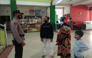 Warga Kelurahan Kuala Pembuang II Diberi Pemahanan Terkait Saber Pungli