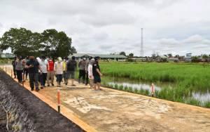 Gubernur Kalteng: 21.000 Ha Lahan Desa Bentuk Jaya Siap Digarap