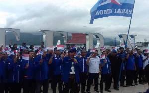 Partai Demokrat Maluku Utara Ancam PAW Ketua Halmahera Utara